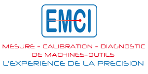 EMCI - Mesure, Calibration, Diagnostic de machines-outils • L'expérience de la précision